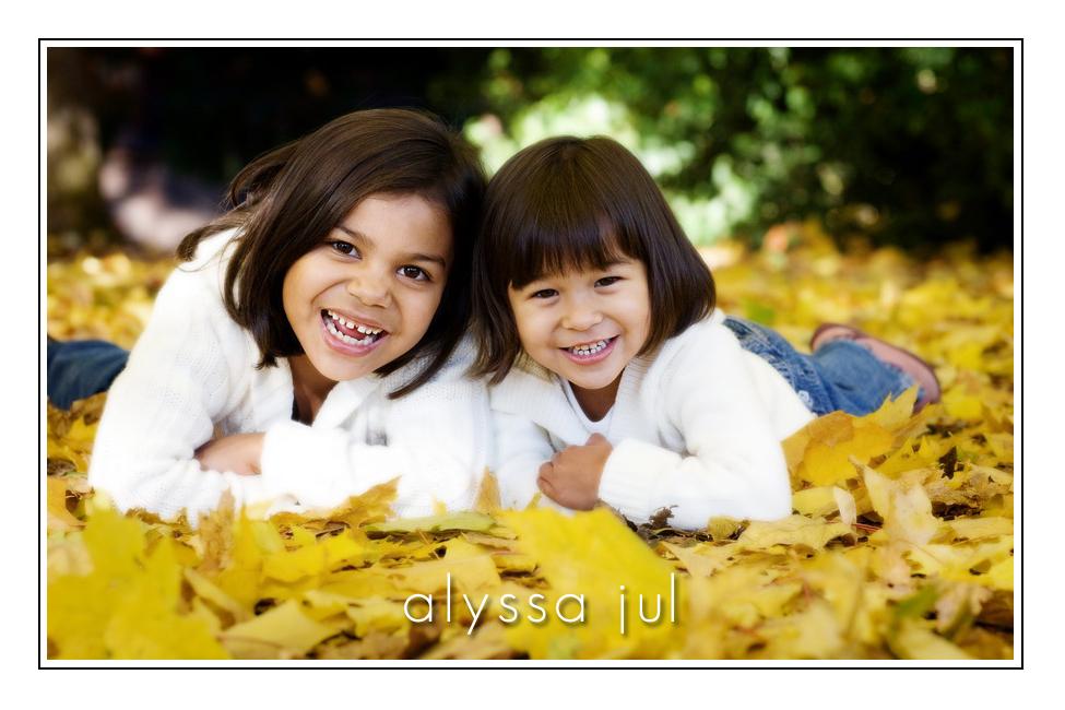 sisters-leaves