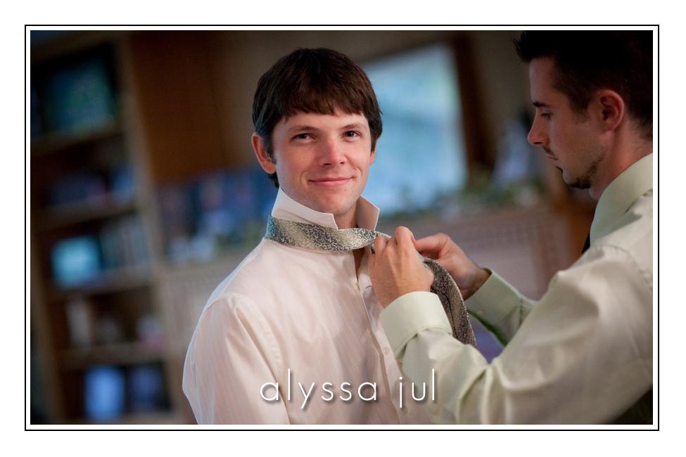 tie-tieing