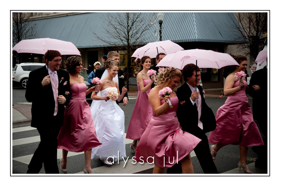 umbrella-wedding